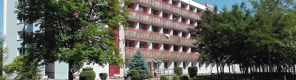 Domov sociálnych služieb pre dospelých v Hornom Bare - Hlavná budova