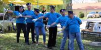 Gerden Party v Domove dôchodcov v Gabčíkove